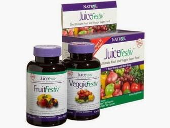 Fruit and Veggie Capsules