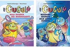 Gugulù libri per bambini dedicati all'ambiente