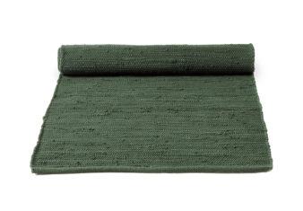 zielony Dywan bawełniany z recyklingu - Guilty Green 0038
