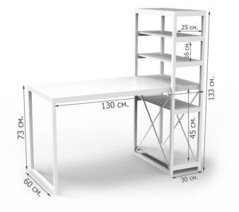 Компьютерный стол лофт технические характеристики