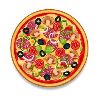 """La pizza margherita: la """"reina"""" de las pizzas"""