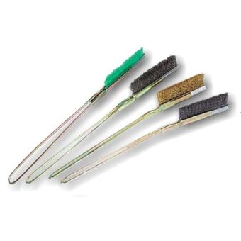 Escovas manuais em tira, precisão, para aplicações profissionais