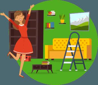 рассрочка на ремонт квартир
