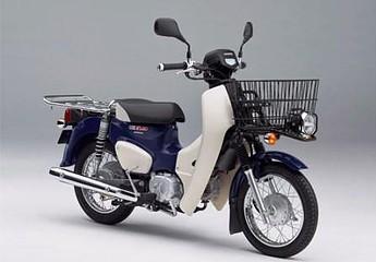 Harga Dan Spesifikasi Honda Super Cub