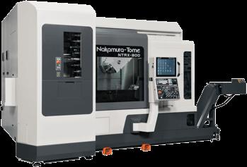 Used Nakamura-Tome CNC Machine - Premier Equipment