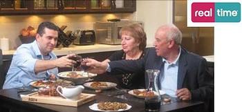 """Real Time: dal 7 maggio arriva la seconda stagione di """"Cucina con Buddy""""   Digitale terrestre: Dtti.it"""