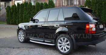 Полировка автомобиля Range Rover фото 2