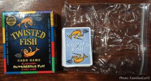 Ziplock bags make games portable