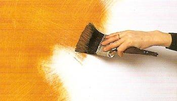 Применение специальных эффектов при покраске стен