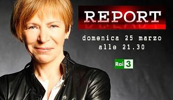 """Su Rai 3 torna Milena Gabanelli con """"Report"""", in questa puntata il punto sulla Previdenza Asociale   Digitale terrestre: Dtti.it"""