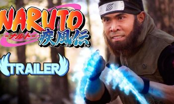 Check Out the Latest Naruto Live-Action Web Series Trailer