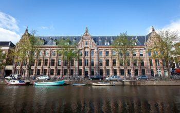 University of Amsterdam Exterior