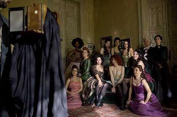 Torna Maison Close - La casa del piacere, in prima tv assoluta, con la seconda stagione su laeffe   Digitale terrestre: Dtti.it