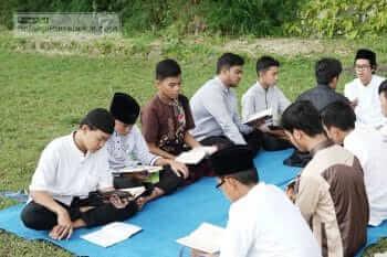 Sistem Karantina Menghafal Al-Qur'an Sebulan