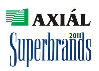 Kettős elismerés az Axiál márkának