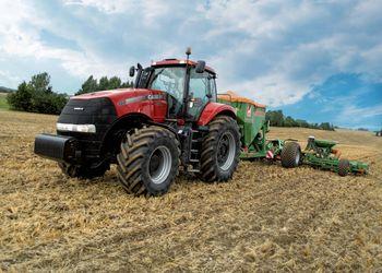 A Case IH  Magnum traktorok legújabb generációja
