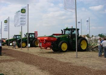 A XXI. FarmerExpo gépesítési látnivalói képekben