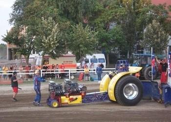 XI. Magyar Hivatalos Amatőr Traktorhúzó Bajnokság 2012. Augusztus 10-12.