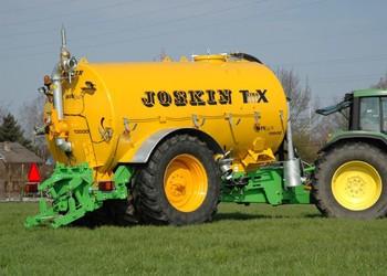Új egységgel bővült a Joskin gyártókapacitása
