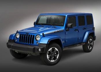 Bemutatkozott a vadonatúj Jeep® Wrangler Polar Edition