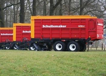 Új Schuitemaker Rapide szecskaszállító pótkocsit