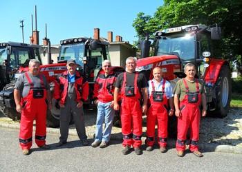 Répcelak újra vörös – Massey Ferguson traktor beruházások