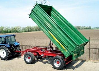 Megoldások a mezőgazdasági szállításra, az IKR-től