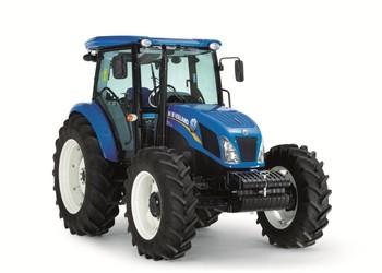 Hamarosan megérkeznek a megújult New Holland TD5 traktorok!