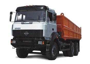 Új URAL tehergépkocsi a mezőgazdaság számára