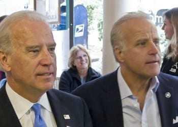 James and Joe Biden