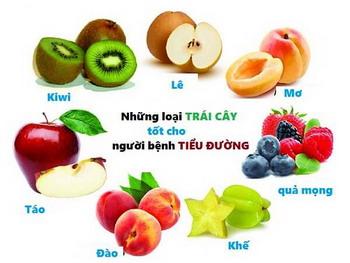 Trái cây dành cho người tiểu đường