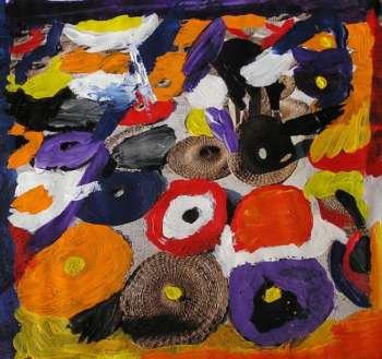 Forma y color. Curso de pintura en técnica mixta sobre papel