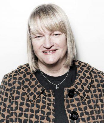 headshot of Alison Fryer