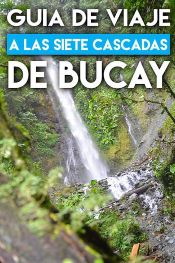 Guía de viaje a las cascadas de Bucay - Que hacer en Bucay