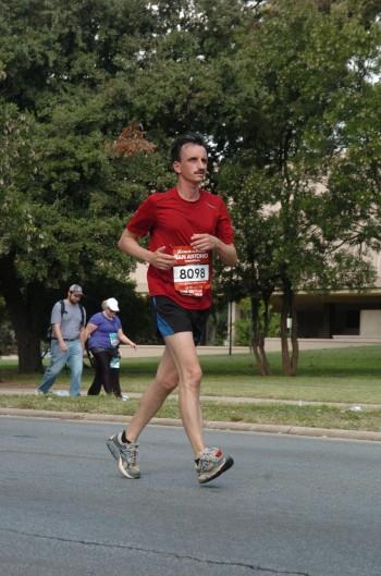 2013 San Antonio Marathon