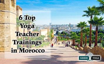 yoga teacher training in morocco