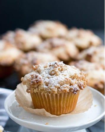 Eggnog-Crumb-Muffins