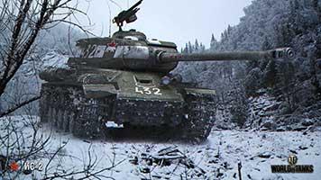 Успейте купить ИС-2 для WoT со скидкой по цене 750 рублей на Ваш аккаунт World of Tanks.