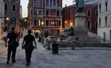 Lite tra dipendenti stranieri in pizzeria di Campo Manin: botte e lancio di coltelli