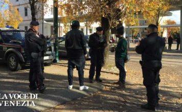 Sicurezza a Marghera: controlli a tappeto dei Carabinieri, otto denunce