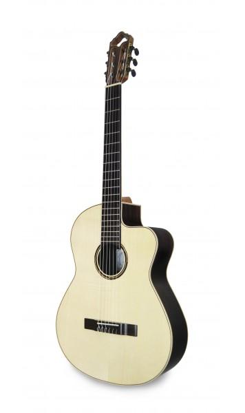 Vente APC Guitares classique et ukuleles massif en bois de KOA à Toulouse