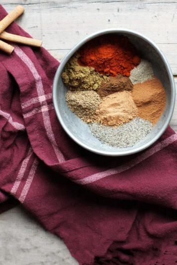 Middle Eastern Spice Blend Baharat