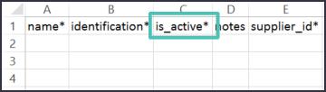 Active - Upload Parts - Quality Management Software