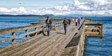 Sidney seawalk