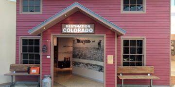 Explore colorado's history in denver