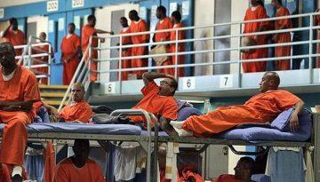 Cárceles abarrotadas