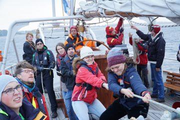 KlimaSail 2021: Mach mit beim Segeltörn!