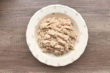 Surówka obiadowa z korzenia selera i jabłka