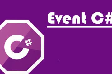 события c# делегаты c# event c#