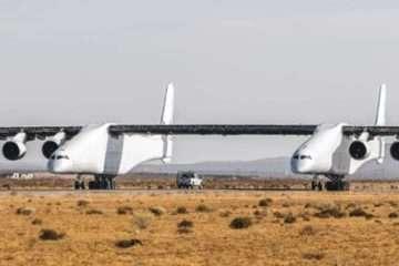 Banner Grootste vliegtuigen ter wereld